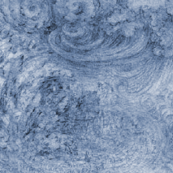A Deluge, with a Falling Mountain and Collapsing Town (c. 1515), Leonardo da Vinci, cropped, hue adjusted